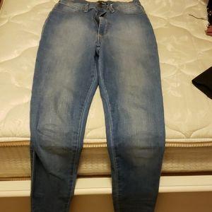 High waisted fashion nova Jean's